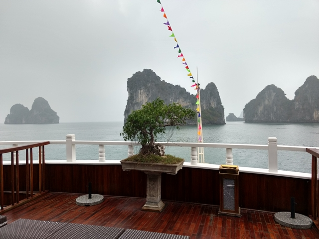 Tour a Halong Bay - Barco The Hanoian Hotel