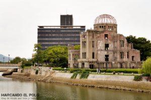 Viajar a Japon - A Bomb Dome, Hiroshima