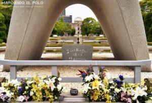 Viajar a Japon - Parque de la paz