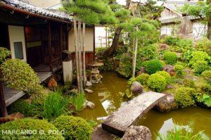 Viajar a Japon - Jardin japones Miyazu