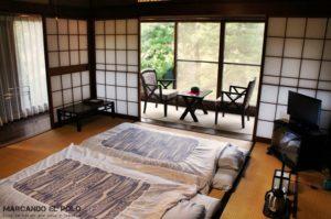 Viajar a Japon - Seikiro Ryokan, Miyazu