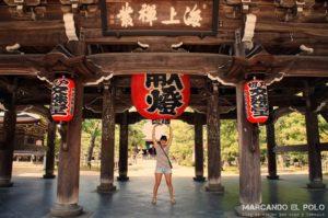 Viajar a Japon - Templo Chion-ji, Miyazu