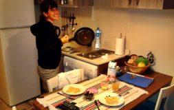Alojamiento Air BnB - Departamento con cocina en Estambul