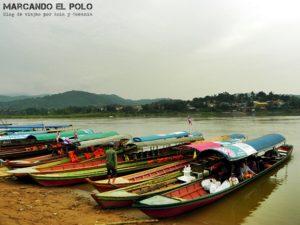 Fronteras de Tailandia-Laos