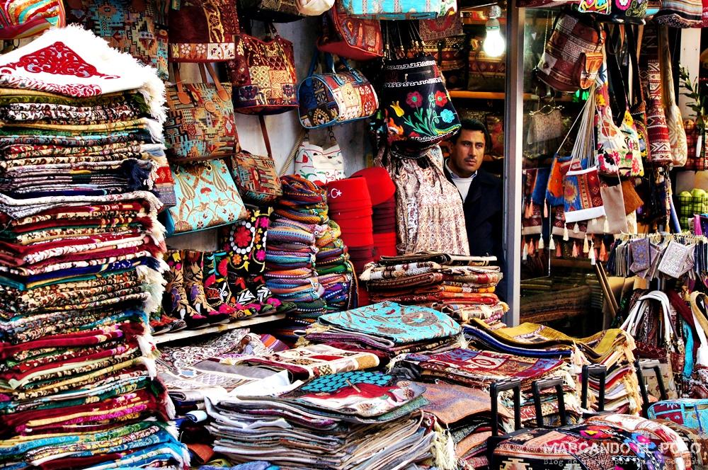 Mejor zona para alojarse en Estambul - Gran Bazar