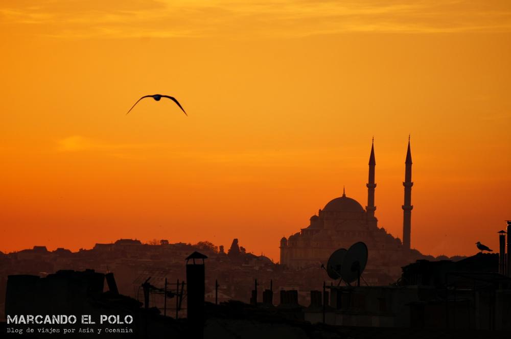 Mejor zona para alojarse en Estambul - Zona Torre Galata