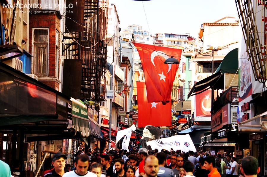 Mejor zona para alojarse en Estambul - Besiktas