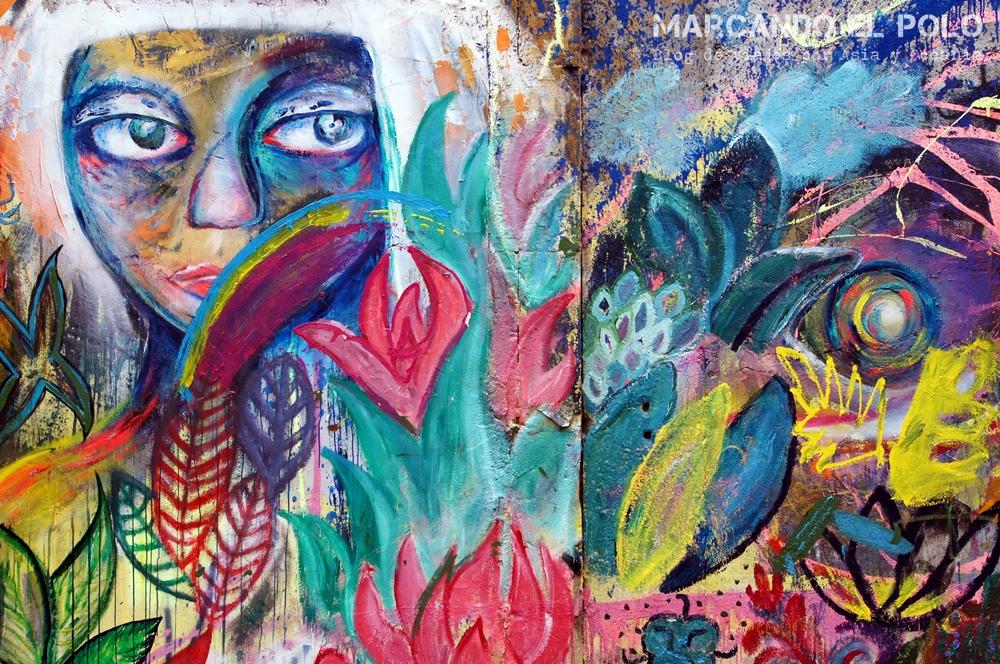 Mejor zona para alojarse en Estambul - Beyoglu arte callejero