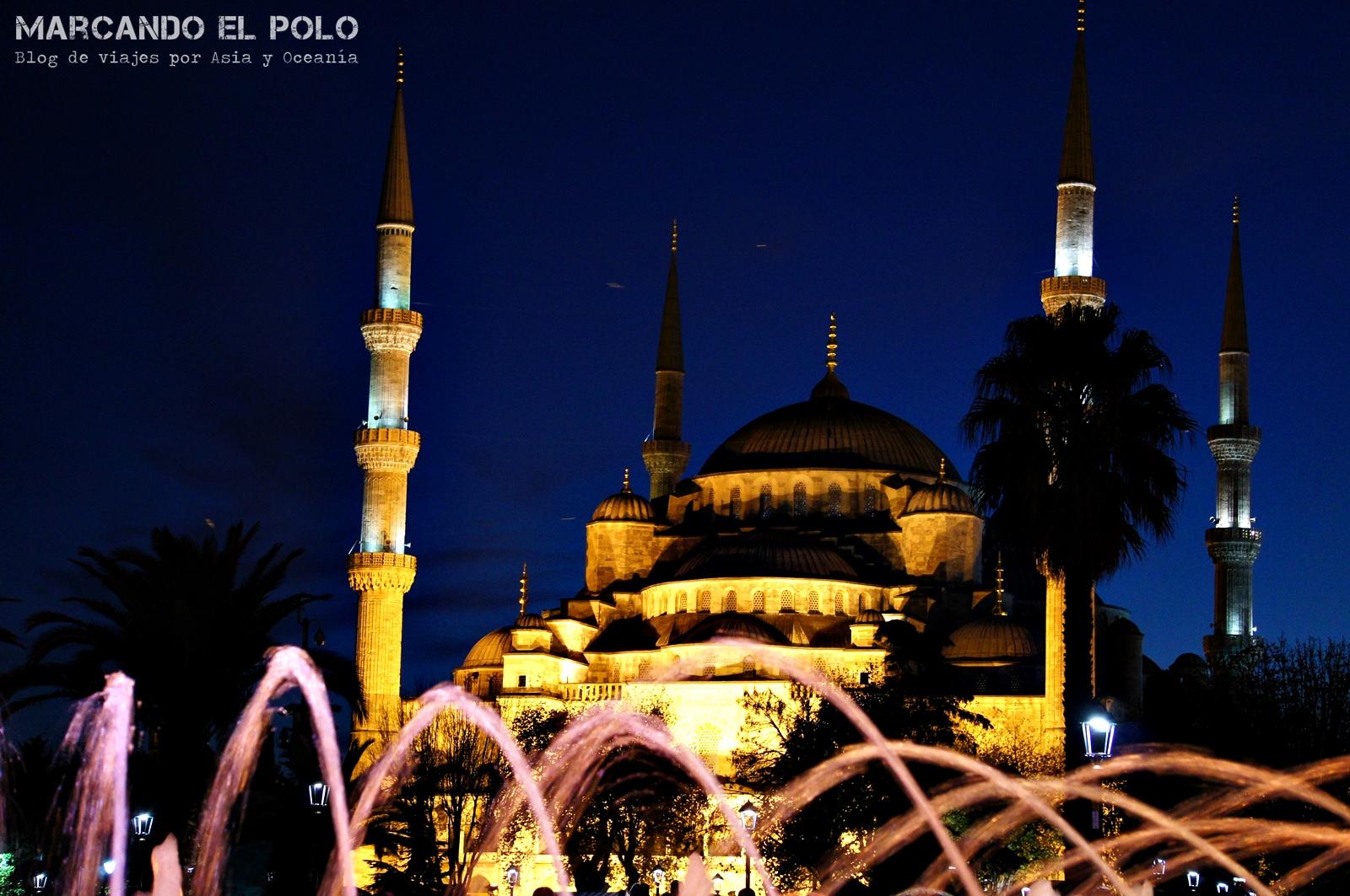 Mejor zona para alojarse en Estambul - Zona Mezquita azul