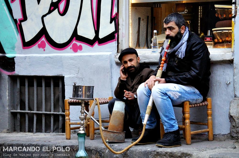 Mejor zona para alojarse en Estambul - Beyoglu