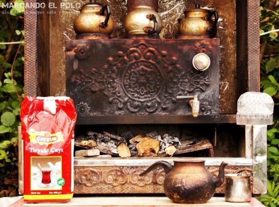 Curiosidades del té turco: preparación tradicional