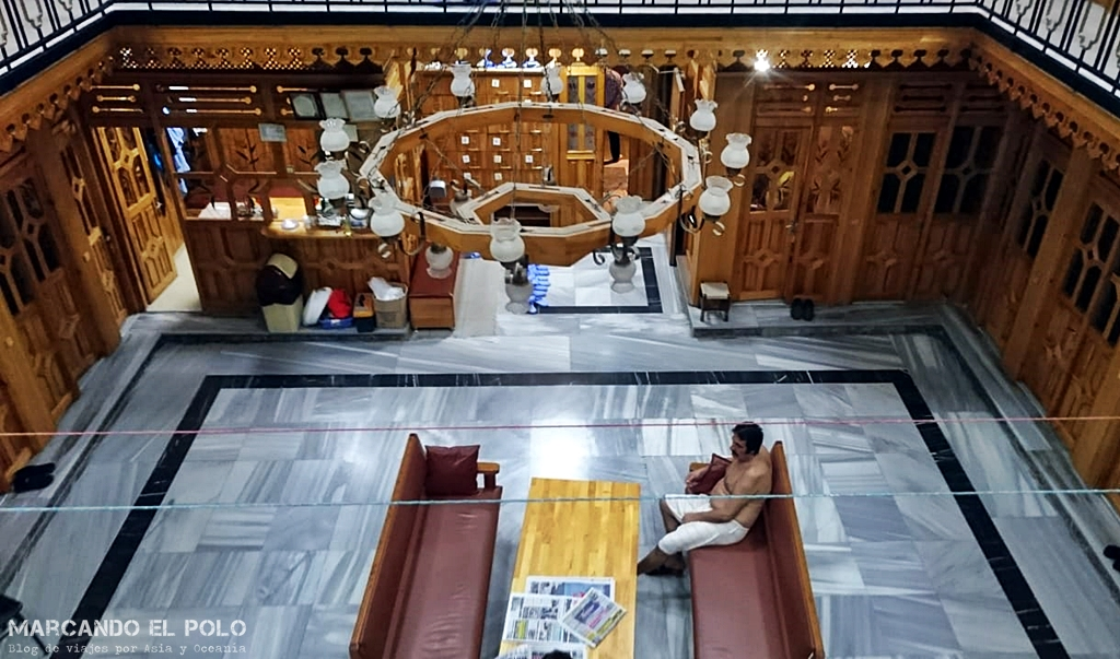 Hamam no turistico de Estambul - Mihrimah Sultan Hamam