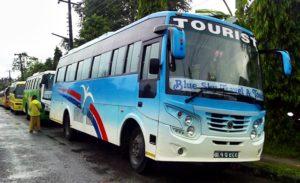 Bandipur - Bus turistico Pokhara-Katmandu