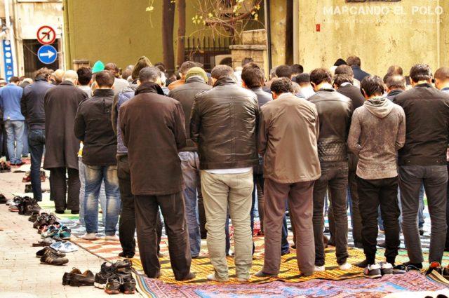 Llamado a la oración en el Islam