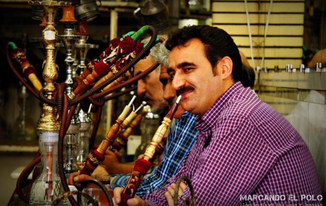 Música de Irán - casa de té