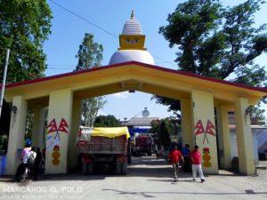 Visa de Nepal - Frontera Belahiya