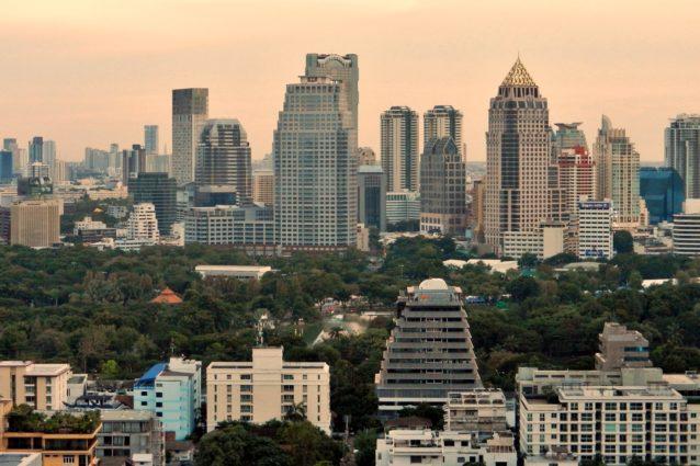 Mejor zona para alojarse en Bangkok - Silom