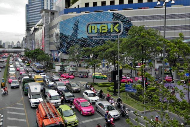 Mejor zona para alojarse en Bangkok - Siam