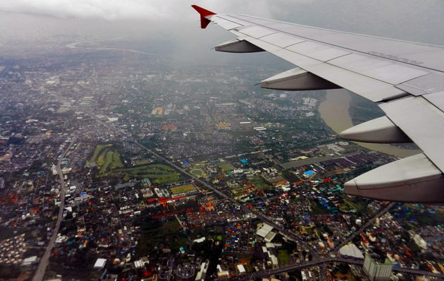 Pasaje de salida para entrar a Tailandia - Bangkok