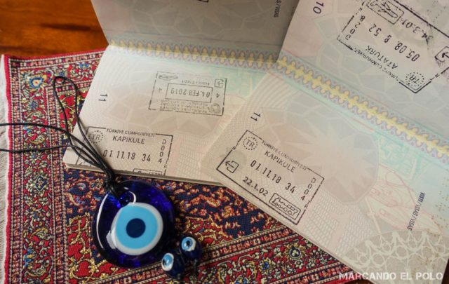 Visa para viajar a Turquía