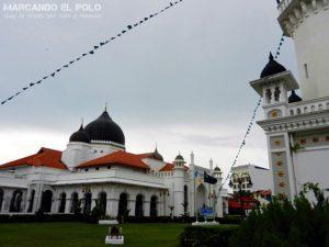Que ver en Penang - Mezquita en Georgetown