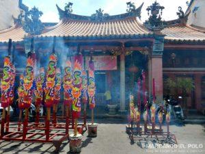 Que ver en Penang - Templo Kuan Yin