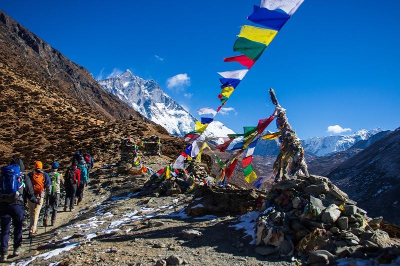 Viaje de mochilero a Nepal - Trekking por los Himalayas