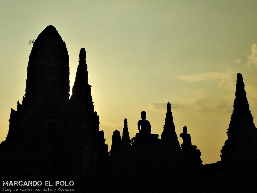 Planear un viaje al Sudeste Asiatico - Ayutthaya