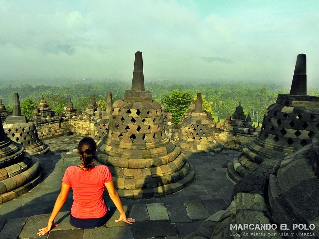 Planear un viaje al Sudeste Asiatico - Borobudur