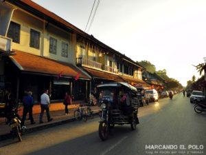 Principales destinos turisticos del Sudeste Asiatico - Luang Prabang, Laos