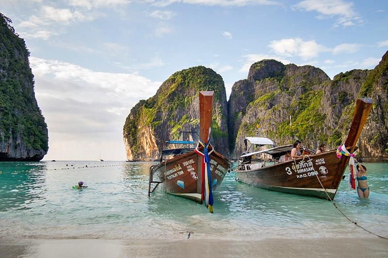 Imperdibles del Sudeste Asiatico - Ko Phi Phi