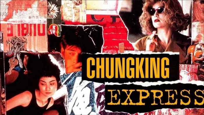 Mejores peliculas de Hong Kong: Chungking Express