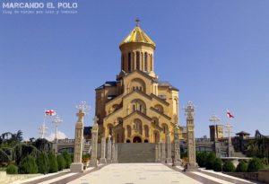 Catedral Sameba, Tbilisi