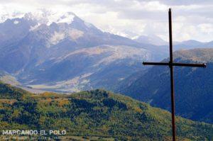 Trekking en Svaneti, Georgia