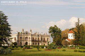 Que ver en Georgia - Palacio Dadiani, Zugdidi
