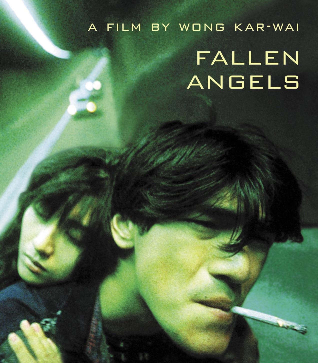 Mejores peliculas de Hong Kong: Fallen Angels