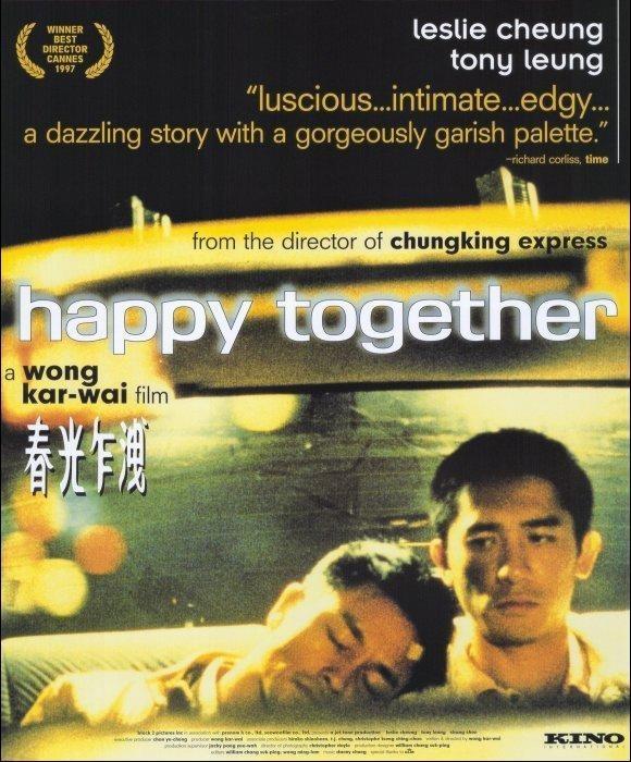 Mejores peliculas de Hong Kong: Happy Together