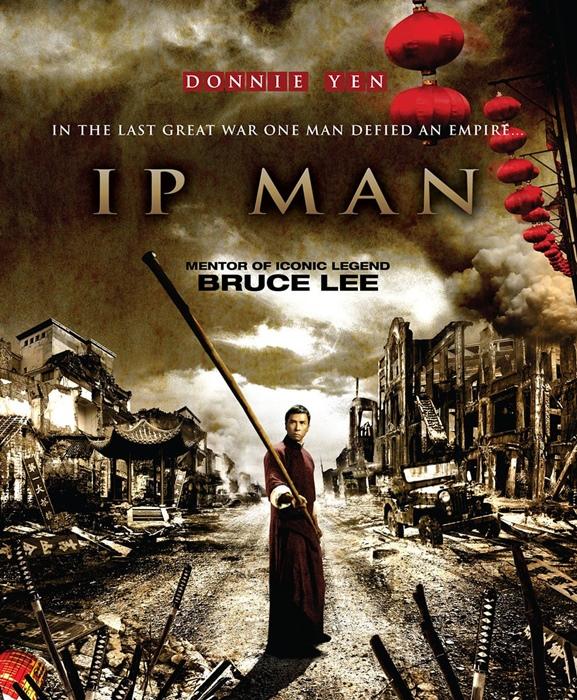Mejores peliculas de Hong Kong: Ip Man